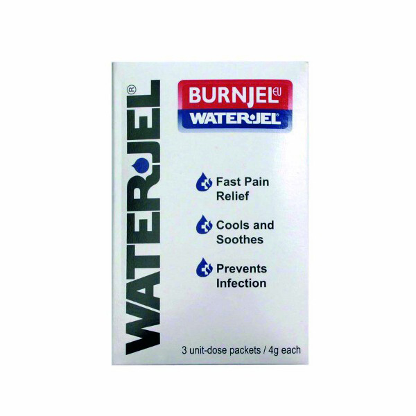 Euro Car Parts Water Jel Burn Gel 3.5G Sachet PK3