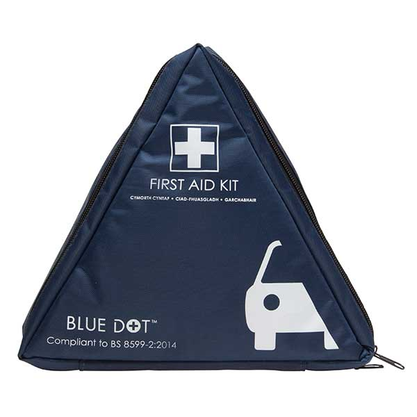 Blue Dot First Aid Kit For Car/Van