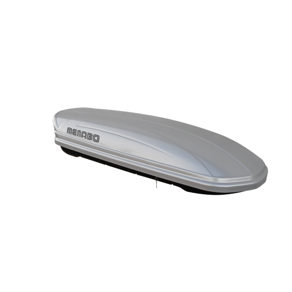Mania 460Ltr Roof box- Silver