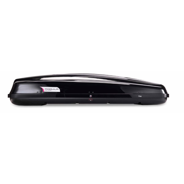 Ciao 580Ltr Roof box black gloss
