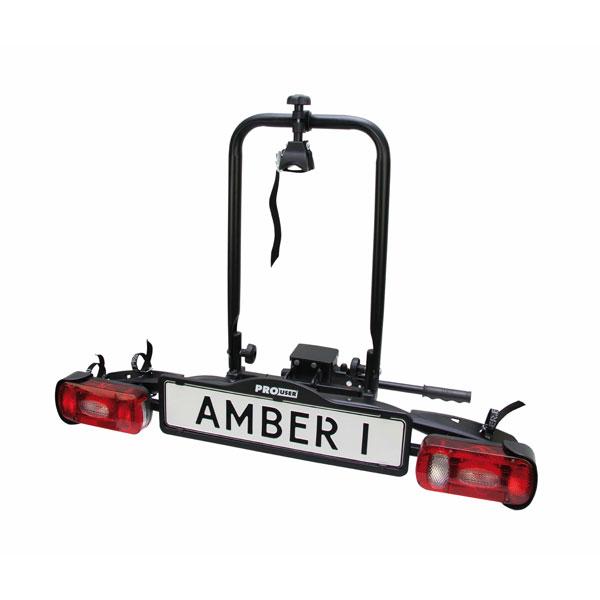 Pro-User Towing Ball Bike Carrier Amber I (1 Bike Capacity)