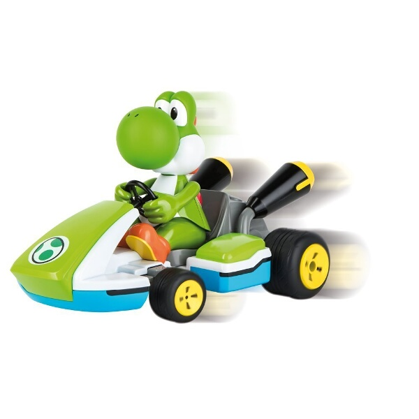 Carrera 1:16th Mario Kart 8 RC Yoshi With Sound