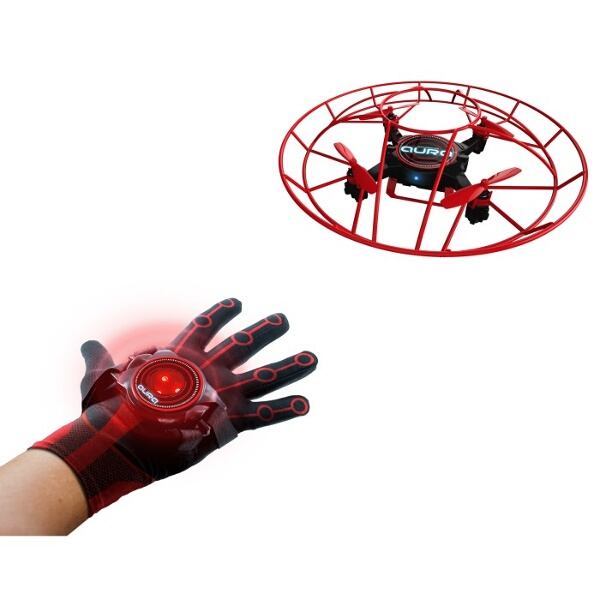 Drone Gesture Botics (Glove Operated)
