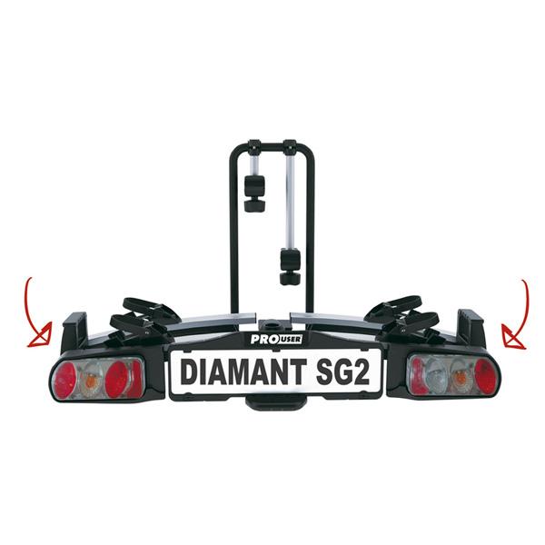 Pro-User Towingball 2 bike carrier Diamant SG2