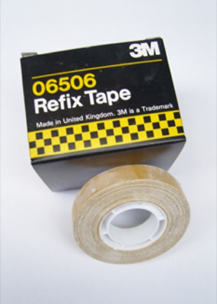 3M Double Sided Tape - 12mm x 10m (pack of 4)