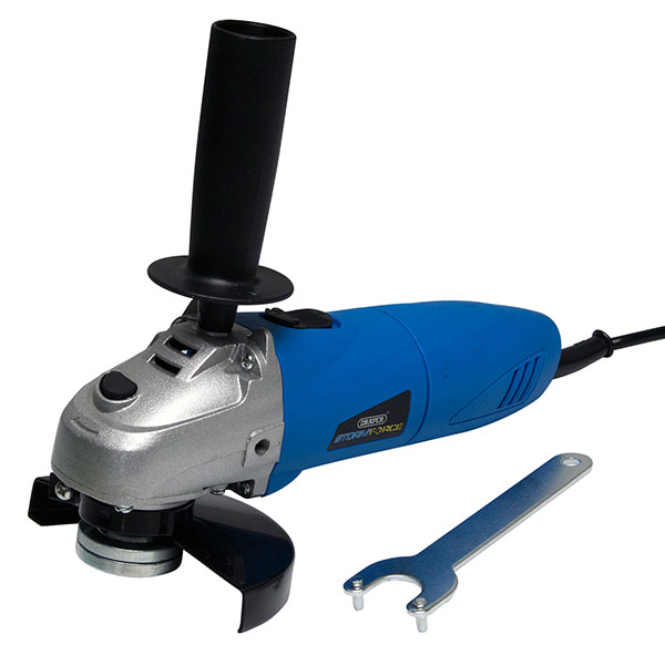 Draper Storm Force 115Mm Angle Grinder (500W)