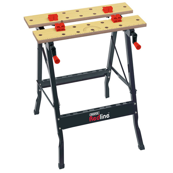 Draper Redline Folding Workbench