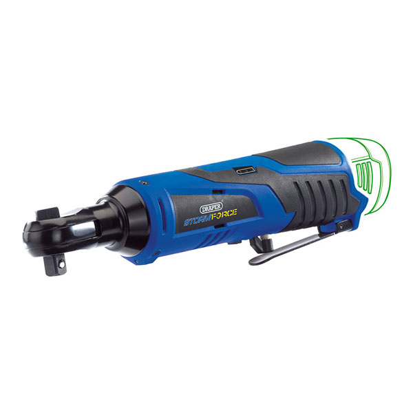 Draper Storm Force 10.8V Cordless Ratchet - Bare