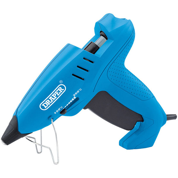 Draper 400W 230V Variable Heat Glue Gun