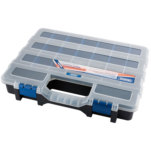 "Draper 15"" Multi Compartment Organiser"