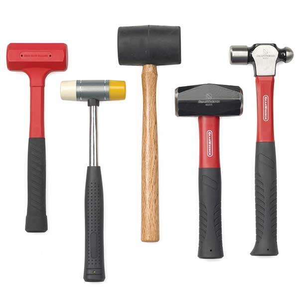 GearWrench 5pc Hammer Set (82303Uk)