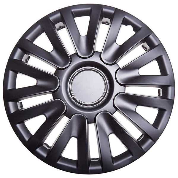 Top Tech Momentum 14 Inch Wheel Trims Matt Black (Set of 4)