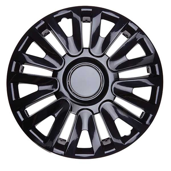 Top Tech Momentum 14 Inch Wheel Trims Gloss Black (Set of 4)