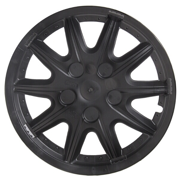 Top Tech Revolution 13 Inch Wheel Trims Gloss Black (Set of 4)