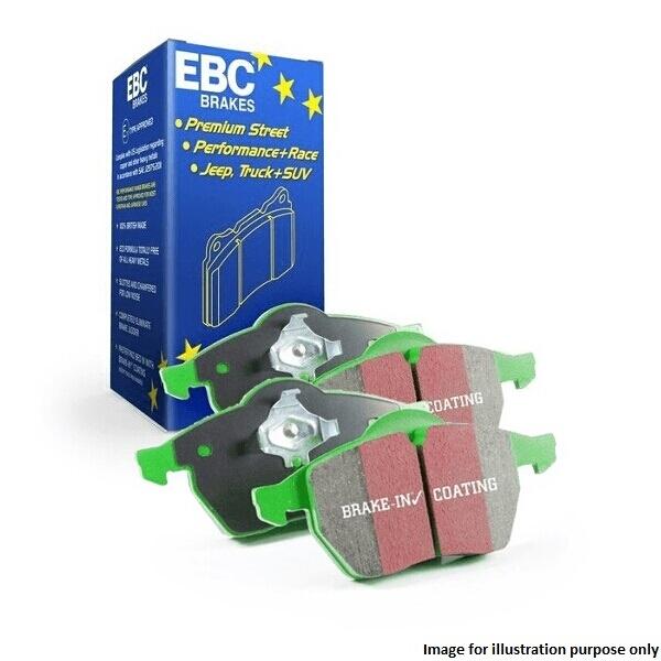 EBC Green Stuff