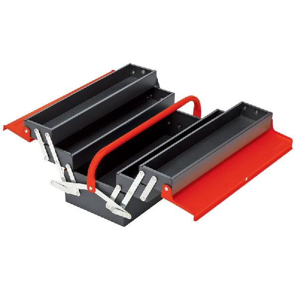 Draper 4 Tray Cantilever Tool Box