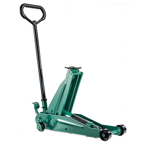 2 Ton Trolley Jack 80mm - 500mm Lift 37kg