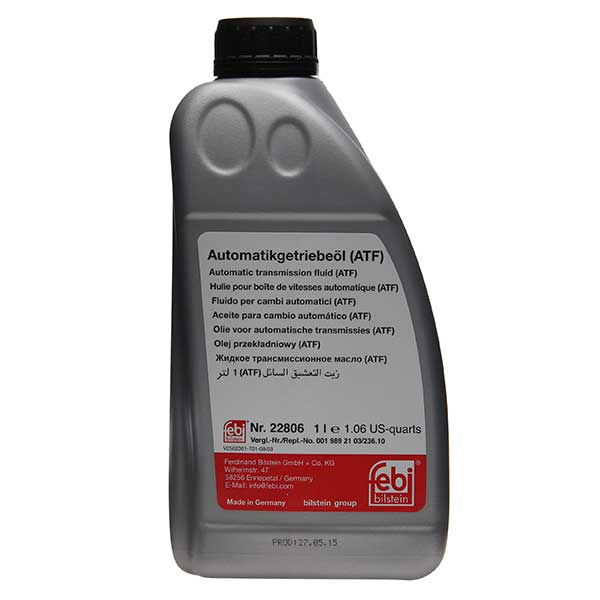 Automatic Transmission Fluids & Transmission Oils | Euro Car Parts