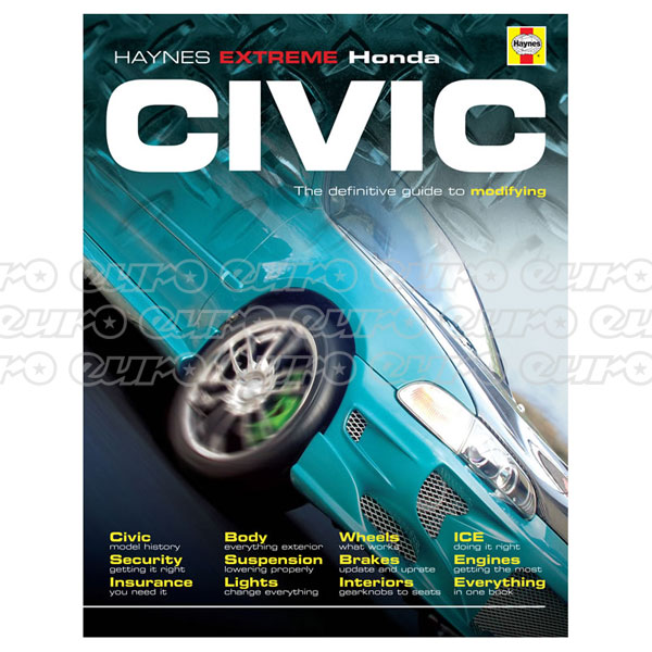 Haynes Extreme Manual Honda Civic