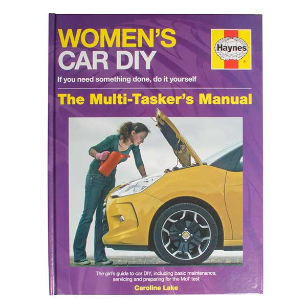 Haynes Women's Car DIY