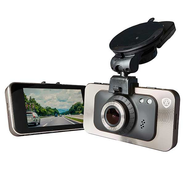 Prestigio RoadRunner RR560 GPS Full HD Dash Camera 3? Screen