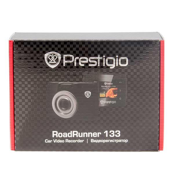 "Prestigio RoadRunner RR133 Dash Camera 1.5"" Screen"