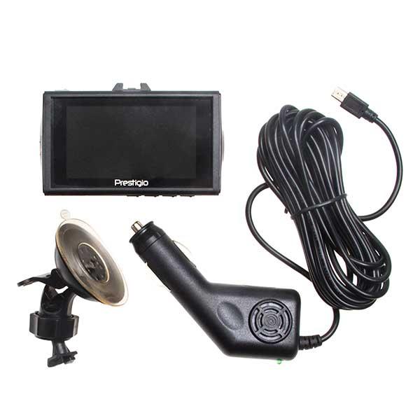 "Prestigio RoadRunner RR330 Full HD Dash Camera 3"" Screen"