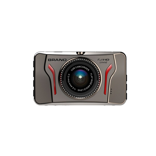 "Top Tech Full HD Dash Camera 3"" (1080p)"