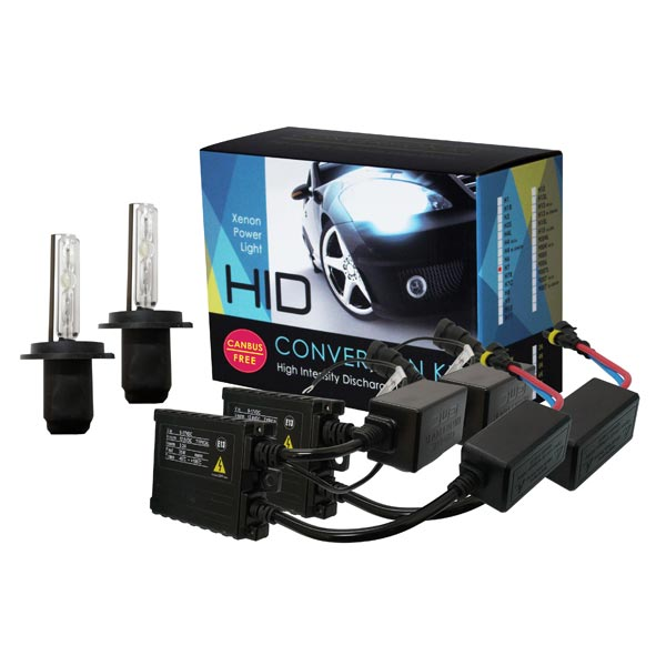 Xenon Conversion Kits | HID Xenon Light Conversions | Euro Car Parts