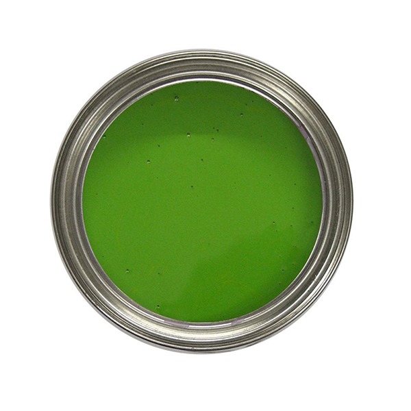 E-TECH Bright Green Brake Caliper Paint Kit (Includes Cleaner, Paint, Brush)