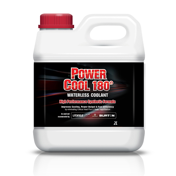 Evans Power Cool 180 Waterless Coolant 2Ltr