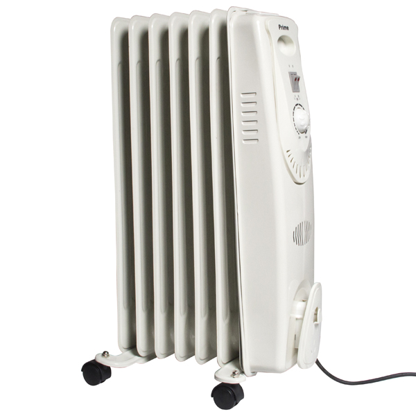 Top Tech Home Oil Heater (1500w) (NST-E)