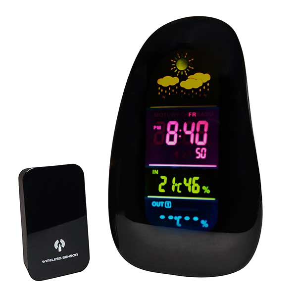 Top Tech Home Weather Station