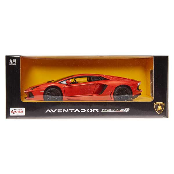 Lamborghini LP700 Diecast Model