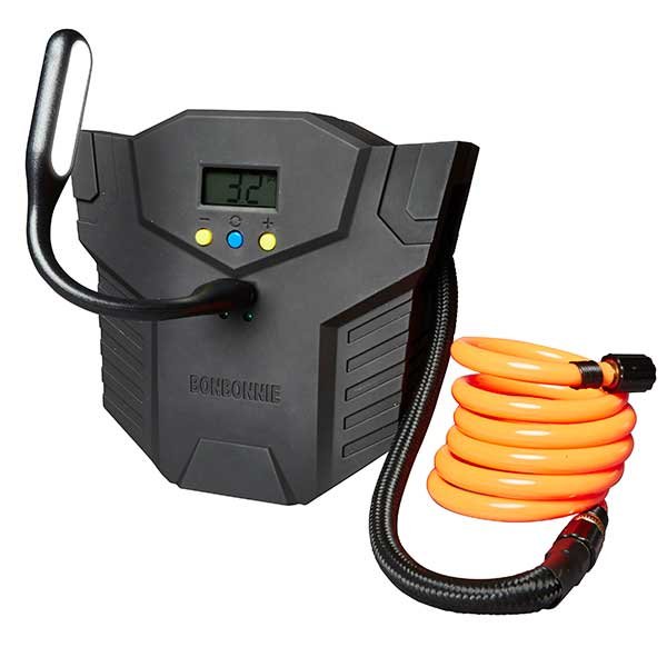 Top Tech 12v Digital Tyre Inflator