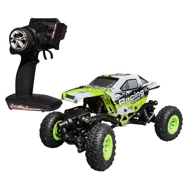 Remote Controlled 4x4 Crawler