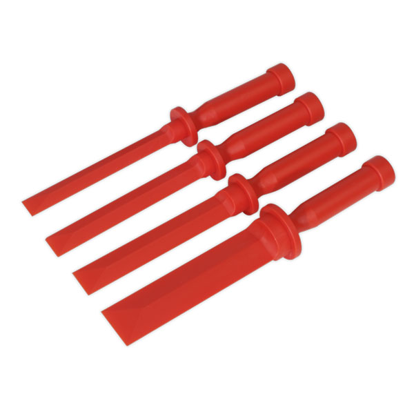 Sealey AK5251 Composite Scraper Set 4pc