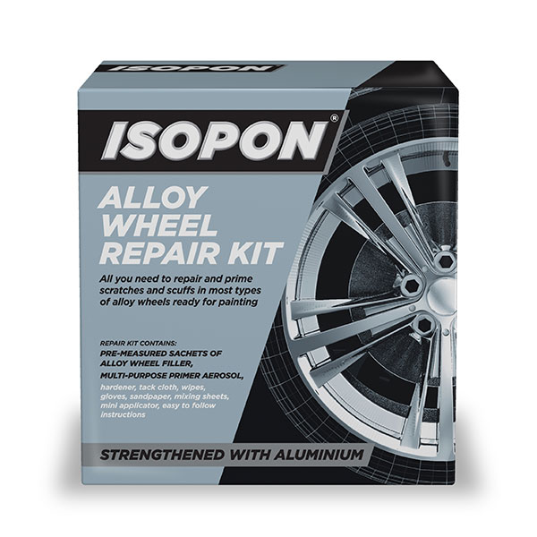 U-POL U-Pol Alloy Wheel Repair Kit