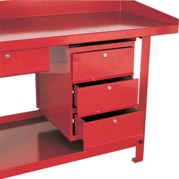 Sealey AP3 3 Drawer Unit for AP10 & AP30 Series Benches