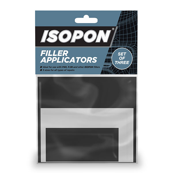 U-POL U-Pol Filler Applicators - 3 Pack