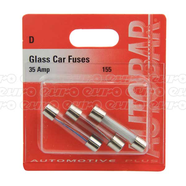 Glass Fuses | Fuses & Relays | Euro Car Parts