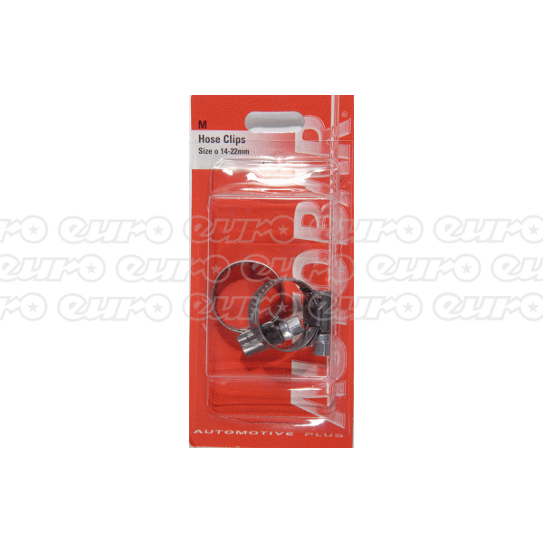 Hose Clips - Size 0 14-22mm