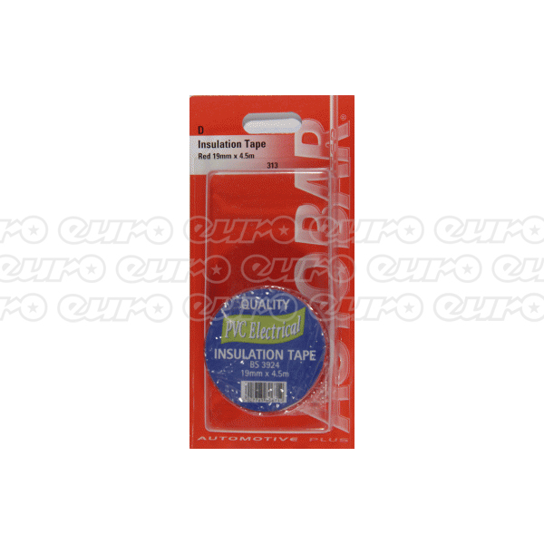 Insulation tape - Red