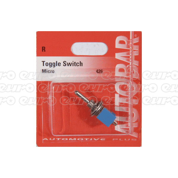 Autobar Micro Toggle Switch