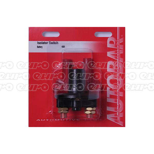Battery Isolator Switch