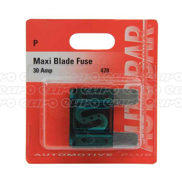 Maxi Blade Fuse - 30 Amp