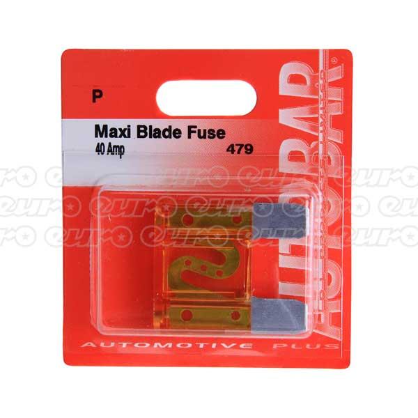 Maxi Blade Fuse - 40 Amp