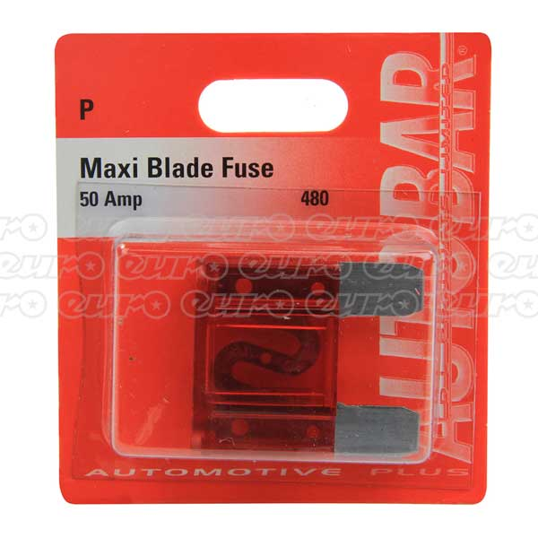 Maxi Blade Fuse - 50 Amp
