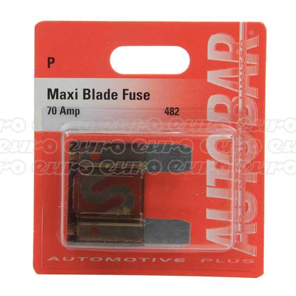 Maxi Blade Fuse - 70 Amp