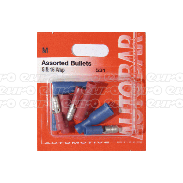Autobar Assorted Bullets